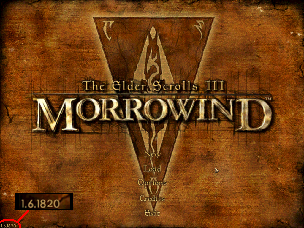 Re)installing Morrowind, Pt  1 » Life In Ink and Pixels